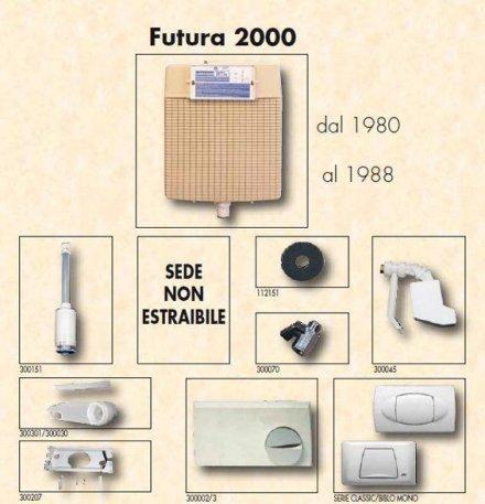 Futura 2000 - NUOVA CAPPELLI S.A.S. dal 1946